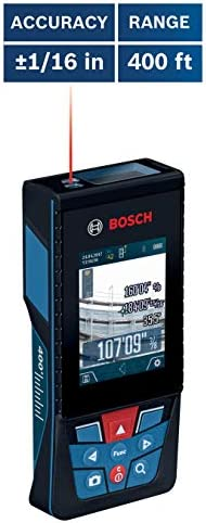 Bosch GLM400CL Outdoor Connected Measure