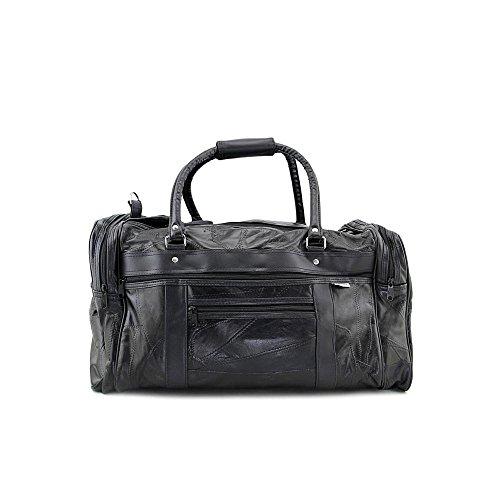 Embassy Italian Stone Design Genuine Leather Tote Bag (Embassy Italian Stone Leather)