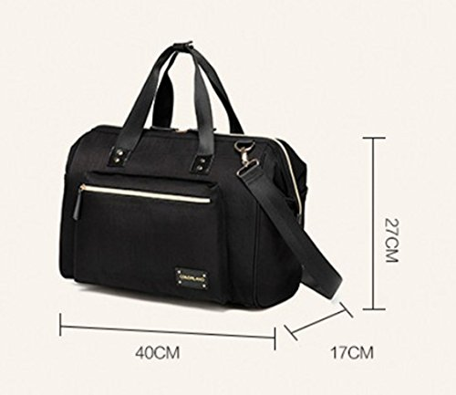 BigForest Maternity Multifunctional Mummy Travel Shoulderbag Tote Bag Handbag Baby Diaper Nappy Changing Bag