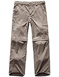 0fa9487ec7907 Kids' Quick Dry Outdoor Convertible Trail Pants 9013