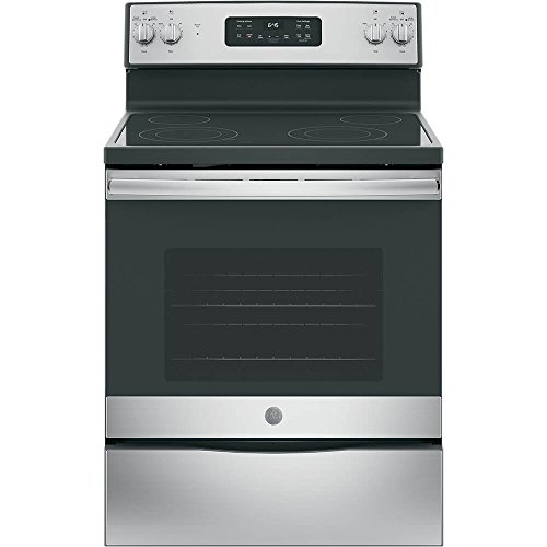 GE JB645RKSS Electric Smoothtop Range -