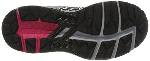 Grey TX 9690 de Gt 6 Aluminum Mid Asics 1000 Black Running Gris G para Zapatillas Mujer xIq7a1