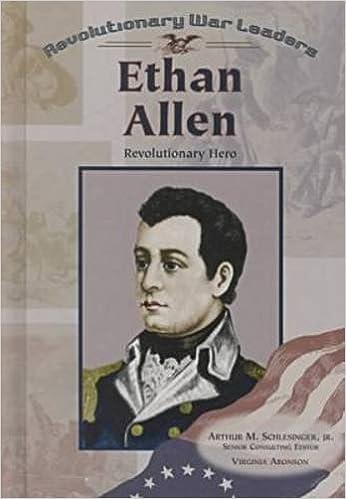 Ethan Allen: Revolutionary Hero (Revolutionary War Leaders ...