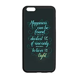 Protective TPU Rubber Coated Case Cover for iPhone 6 Plus - Harry Potter by icecream design