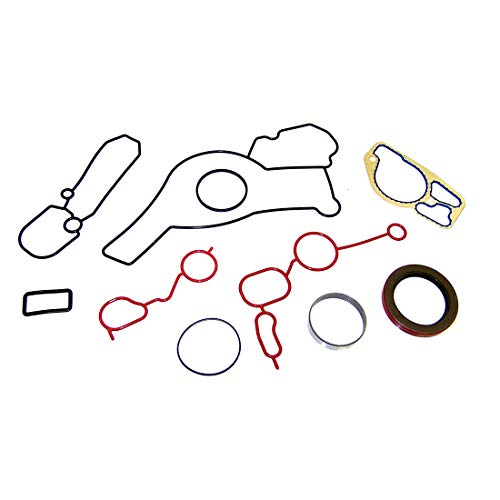 DNJ TC4200A Timing Cover Gasket for 1996-1999 / Ford/Super Duty, F-250, F-250 Super Duty, F-350, F-350 Super Duty / 7.3L / OHV / V8 / 16V / 445cid ()