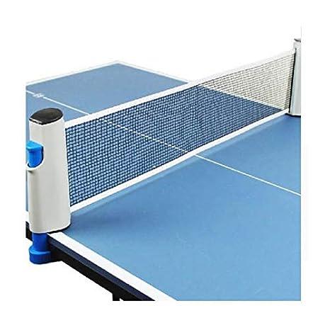 Ventamundi Kit retráctil portátil Ping Pong Convierte Cualquier ...