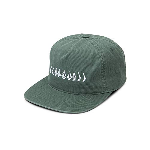 - Volcom Men's Stone Cycle Adjustable Hat, Pine, One Size Fits All
