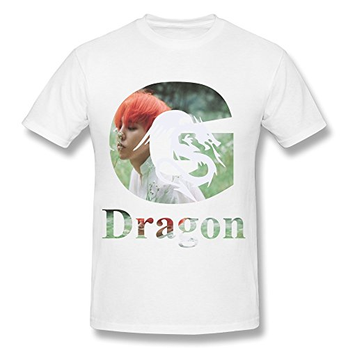 Ptshirt.com-19192-Men\'s GD G Dragon G-DRAGON BIGBANG MADE Cool Short Sleeve T Shirt-B017H13JEI-T Shirt Design