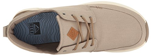Reef Mens Rover Low Fashion Sneaker Sand / Natural