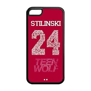 CSKFUTeen Wolf Inspired Design TPU Case Back Cover For iphone 6 5.5 plus iphone 6 5.5 plus iphone 6 5.5 plus iphone 6 5.5 plus -NY1266