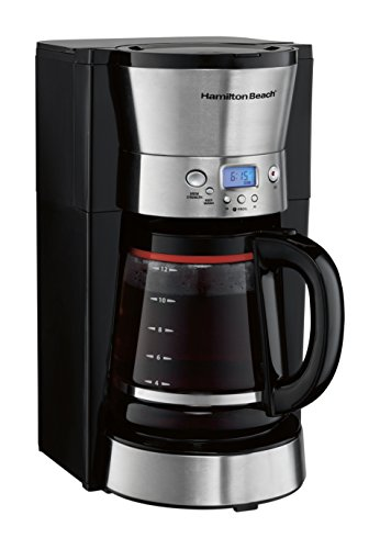 Hamilton Beach 46895 Programmable Coffee