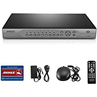 [Upgrated 720P] ANNKE Professional 24-Channel AHD-720P Security Standalone DVR Video Recorder, HDMI 1080P Video Output, No HDD Included