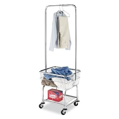 Whitmor 6894-3964-BB Commercial Laundry Butler