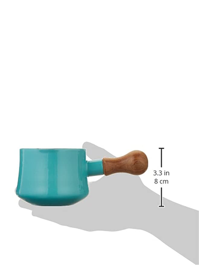 Amazon.com: Dansk Kobenstyle Teal olla, 4-Quart: Kitchen ...