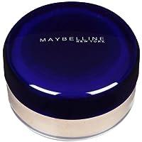 Polvo suelto con control de aceite Shine Free de Maybelline New York, ligero; La fórmula avanzada 100% sin aceite se desliza uniformemente y los controles brillan (0.7 onzas)