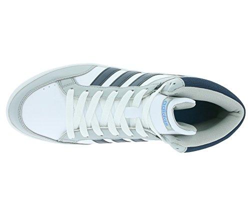 Adidas Hoops Mid K, Scarpe da Ginnastica Unisex – Bambini, Bianco (Ftwbla/Maruni/Onicla), 36 EU