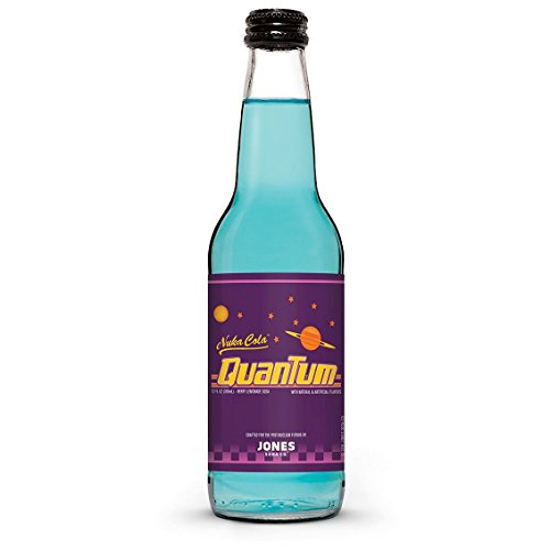 Nuka Cola Quantum from Fallout 4 - Jones Soda