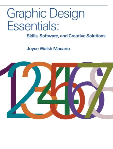 Graphic Design Essentials: Skills, Software and Creative (Essential Skills Software)