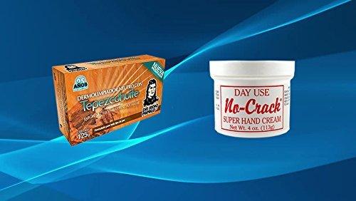 Day Use No Crack Hand Cream - 4Oz by Day Use No Crack (No Super Hand Cream Crack)
