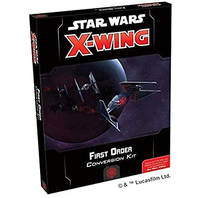 Fantasy Flight Games FFG SWZ18 Star Wars X-Wing: First Order Conversion Kit: Toys & Games