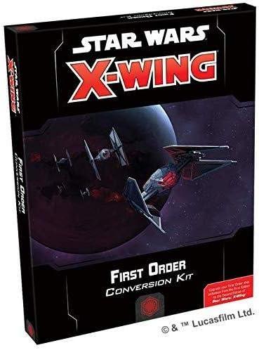Fantasy Flight Games FFGSWZ18 Star Wars X-Wing: Kit de conversión de Primera Orden, Multicolor: Amazon.es: Juguetes y juegos