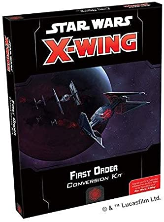 Star Wars X-Wing First Order Conversion Kit Card Game