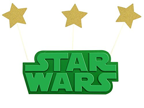 BigZ Star Wars Logo Fondant and Cookie Cutter