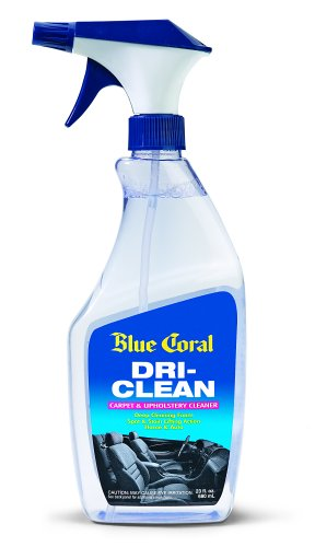 Blue Coral DC23 Dri-Clean Upholstery Cleaner. 23 oz.