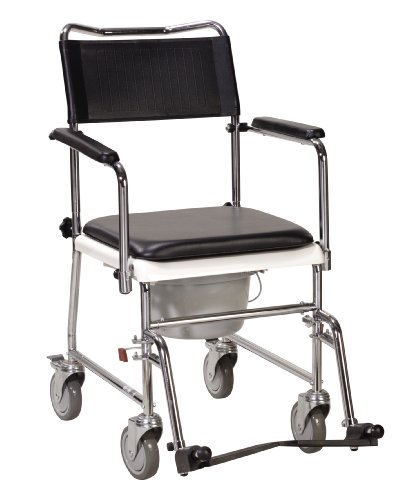Drive Medical Portable Upholstered Wheeled