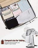 NATURALIFE Foldable Travel Steamer for
