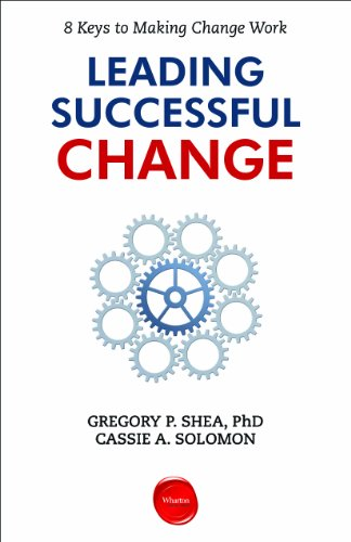 Leading Successful Change: 8 Keys to Making Change Work cover
