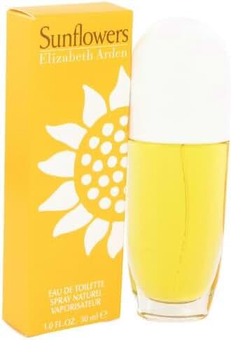Elizabeth Arden Sunflowers Eau de Toilette Spray for Women, 1.0 Fluid Ounce