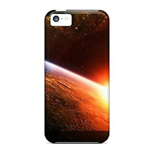 Durable Protector Cases Covers With Space Hot Design For Iphone 5c