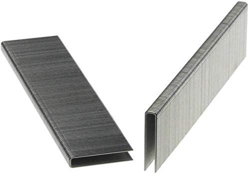 PREBENA E19CRF 18GA Staples Stainless Steel Narrow Crown 1//4 x 3//4 Length SS 304 1,000-Pack Senco L Type