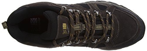 Karrimor Bodmin Mid Iv Weathertite, Zapatos de High Rise Senderismo Para Hombre Marrón (Dark Brown)