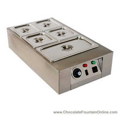 Cp203 Max 12 Kgs Commercial Chocolate Melter Melting Chocolate Easy
