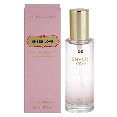 Victoria's Secret Eau de Toilette, Sheer Love, 1 Ounce ()