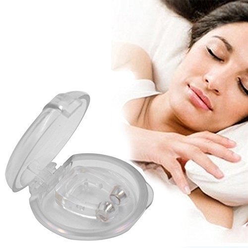 Gracefulvara-Silicon-Stop-Snoring-Nose-Clip-Anti-Snore-Device