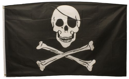 3 X 5 (Halloween Pirates)