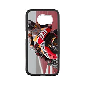 Marc Marquez For Samsung Galaxy S6 Csae protection phone Case FXU308915