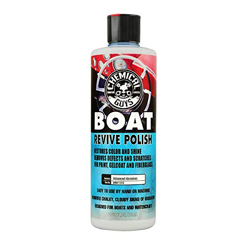 Chemical Guys MBW11016 Marine and Boat Revive Polish (16 oz)