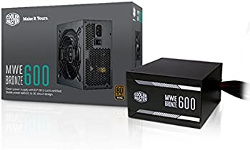 MWE Bronze 600 Watt 80 PLUS Bronze Certified Power Supply