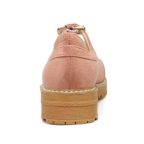Femme Rose 36 Rose 5 Sandales Compensées BalaMasa APL10482 qTBw1afav