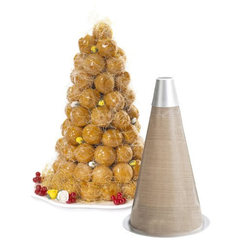 Alan Silverwood Profiterole Party Croquembouche Set Recipe Included - 45023 ToyCentre
