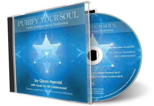 741Hz Solfeggio Sonic Meditation - Expression & Communication (Purify Your Soul)
