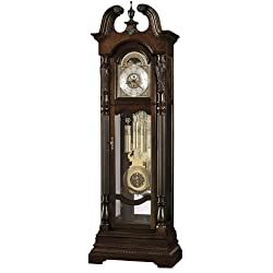Howard Miller 611-046 Lindsey Grandfather Clock by