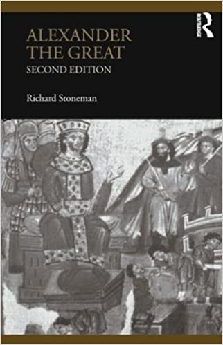 Alexander the Great (Lancaster Pamphlets in Ancient History) by Stoneman, Richard (2004)