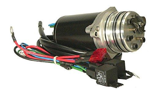 DB Electrical TRM0056 Trim Motor For Mercury Engine 40-220 HP 1985-1992 /6278, PT475N, PT475TN, PT475TN-2, 99186, 99186-1, - Outboard Power Trim Motor