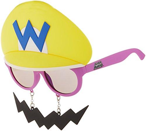 Super Mario Wario Sunglasses - Sunglasses Luigi