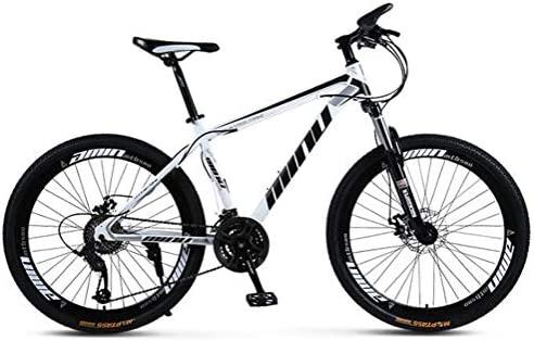 Tbagem-Yjr Bicicleta De Montaña, 26 Pulgadas De Doble Suspensión ...